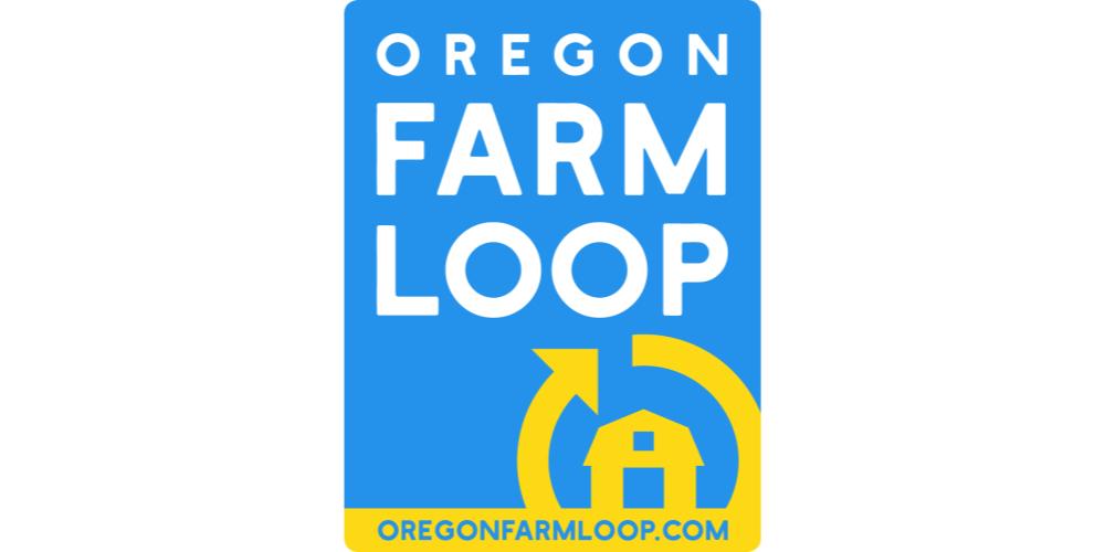 Oregon Farm Loop logo